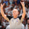 Controversial NBA Referee Joey Crawford